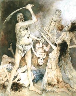 «Резня невинных» из серии «Резня»